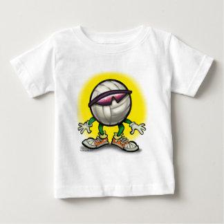 Volleyball Shades Baby T-Shirt