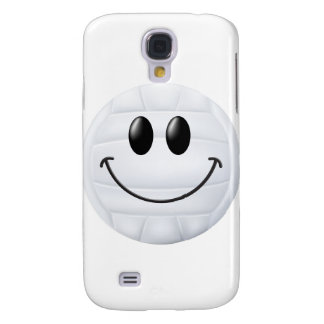 Volleyball Smiley Face.png Samsung Galaxy S4 Case