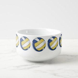 Volleyball Soup Mug