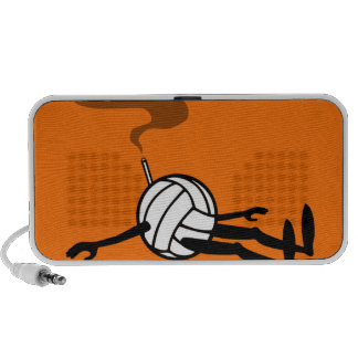 Volleyball Speakers