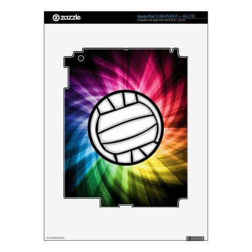 Volleyball; Spectrum iPad 3 Skins