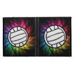 Volleyball; Spectrum iPad Folio Covers