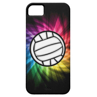 Volleyball; Spectrum iPhone SE/5/5s Case