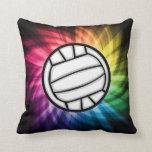 Volleyball; Spectrum Pillows