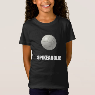 Volleyball Spikeaholic T-Shirt