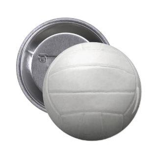VOLLEYBALL SPORTS FUN BEACH SUMMER BALLS GRAPHICS BUTTON