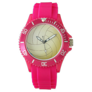 Volleyball Sporty Watch