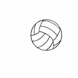 volleyball statuette