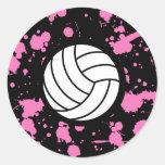 Volleyball Sticker