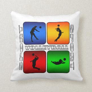 Volleyball Super Nice Sport Design Throw Pillow