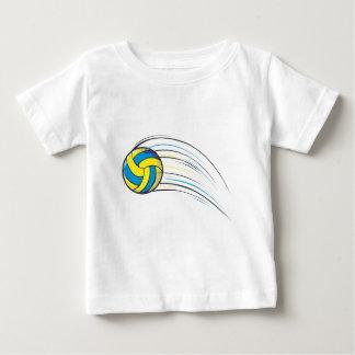 Volleyball Swish Baby T-Shirt