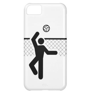Volleyball Symbol iPhone 5C Cases