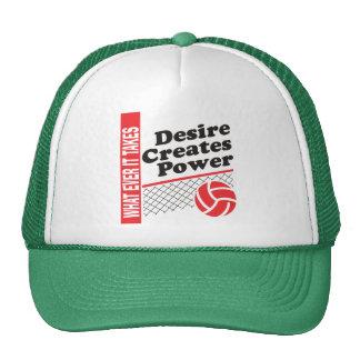 Volleyball T-Shirt Trucker Hat