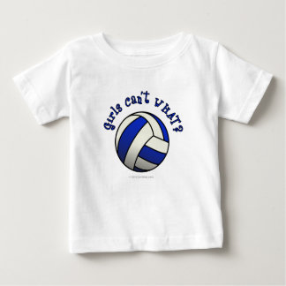 Volleyball Team Gifts - Blue Baby T-Shirt