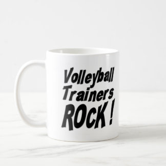 Volleyball Trainers Rock! Mug