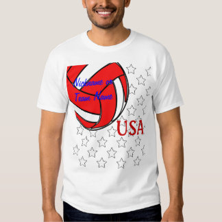 Red white and blue usa t shirts shirt designs zazzle for T shirt design usa