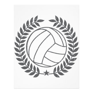 VolleyBall Vintage Graphic Flyer