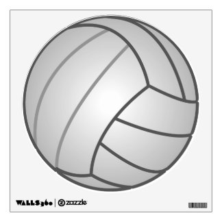 Volleyball Wall Sticker