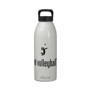 Volleyball Drinking Bottle