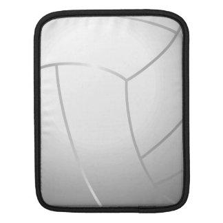 Volleyball (White) iPad / iPad 2 Sleeve Cover