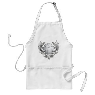 Volleyball Wings Apron