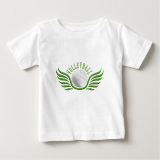 volleyball wings baby T-Shirt