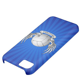 Volleyball Wings Cover For iPhone 5C