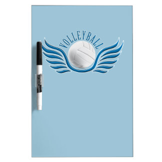 volleyball wings Dry-Erase board