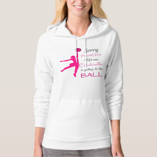 Volleyball WOMEN'S FLEECE HOODIE