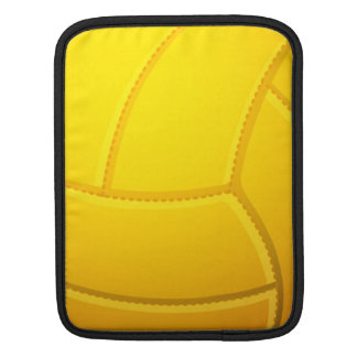 Volleyball (Yellow) iPad / iPad 2 Sleeve Cover