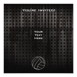 Volleyballl; Cool Black Card