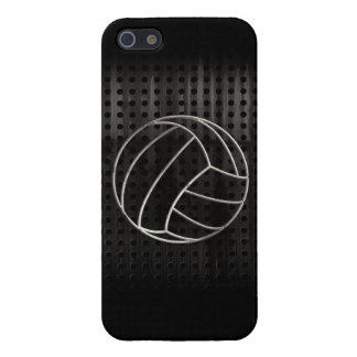 Volleyballl; Cool Black Cover For iPhone SE/5/5s