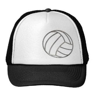 Volleyballl; Negro fresco Gorro De Camionero