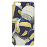 Volleyballs Collage iPhone 5C Cases