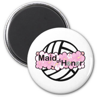 VolleyBride Maid of Honor Magnet