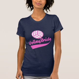 VolleyBride Swoosh Camisetas