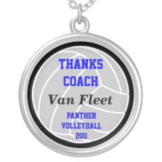 VolleyChick Custom Coach Necklace