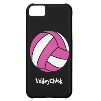 VolleyChick (customizable) iPhone 5C Cover