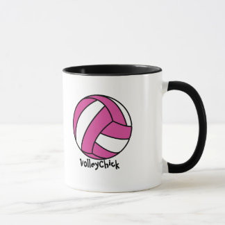 VolleyChick (customizable) Mug