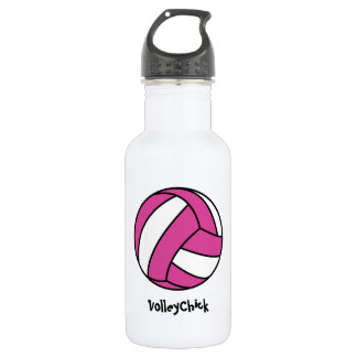 VolleyChick (customizable) Water Bottle
