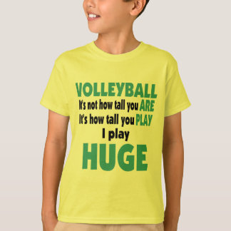 VolleyChick enorme Playera