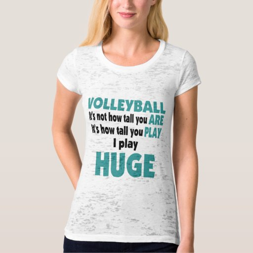 VolleyChick enorme Playeras