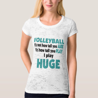 VolleyChick enorme Remeras