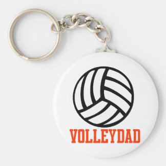 VolleyChick Family Intermural Keychain