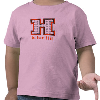 VolleyChick H is for Hit Tees