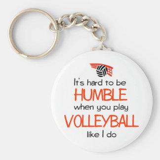 VolleyChick Humble Keychain