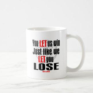 VolleyChick Let Coffee Mug