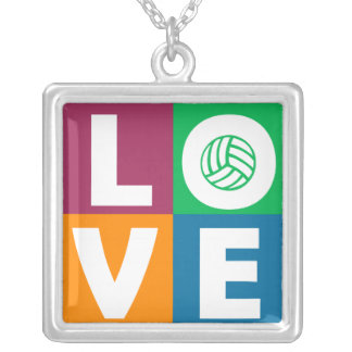 VolleyChick Love Necklace