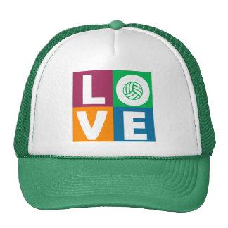 VolleyChick Love Trucker Hat
