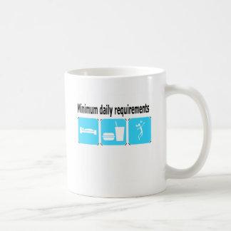 VolleyChick MDR Coffee Mugs
